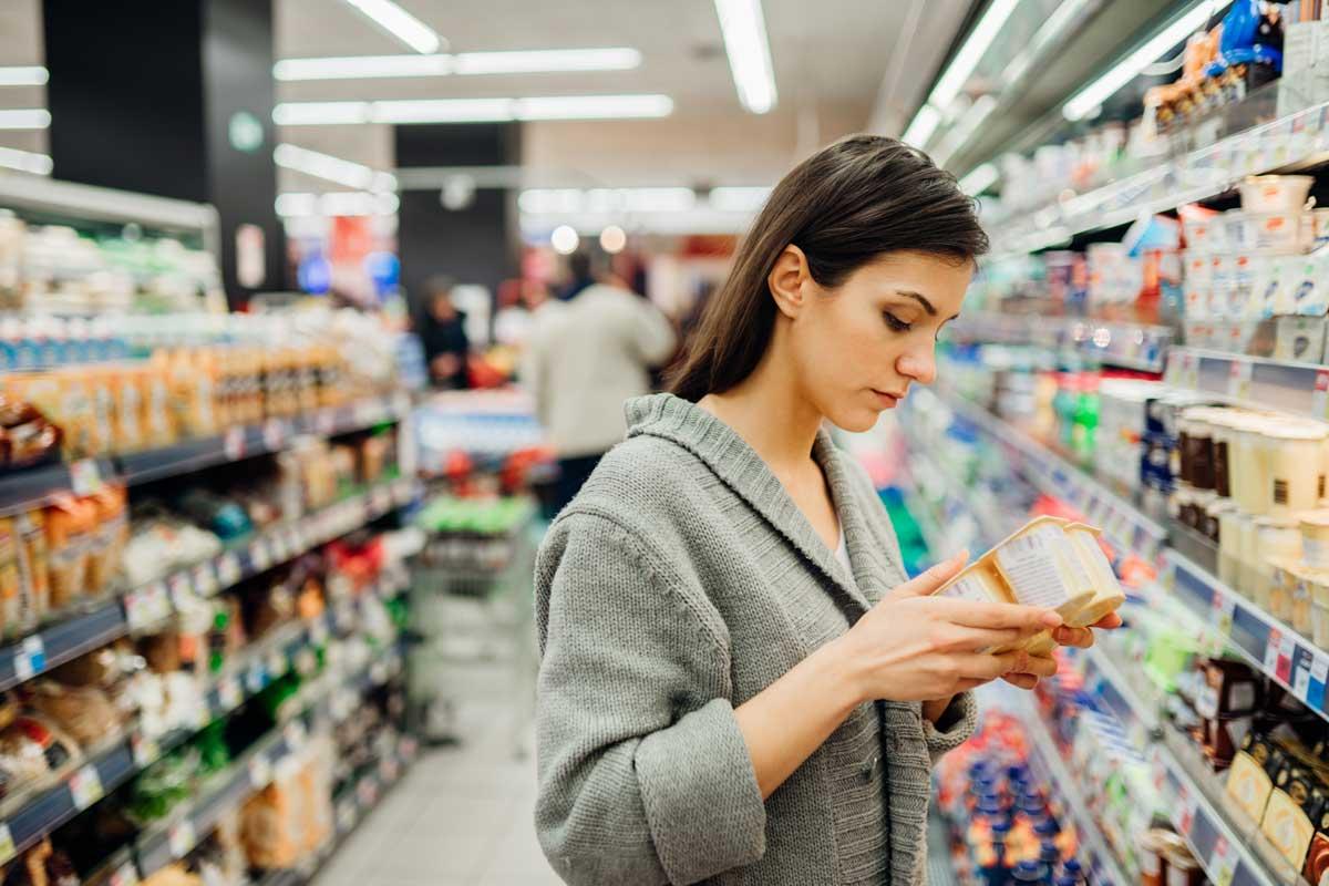Laktoseintoleranz: Laktosefreie Produkte sind heute breit verfügbar