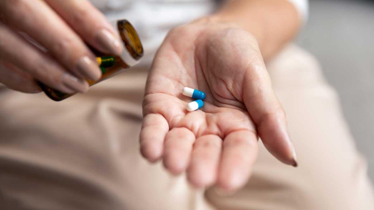 Drittelregel bei Medikamenten