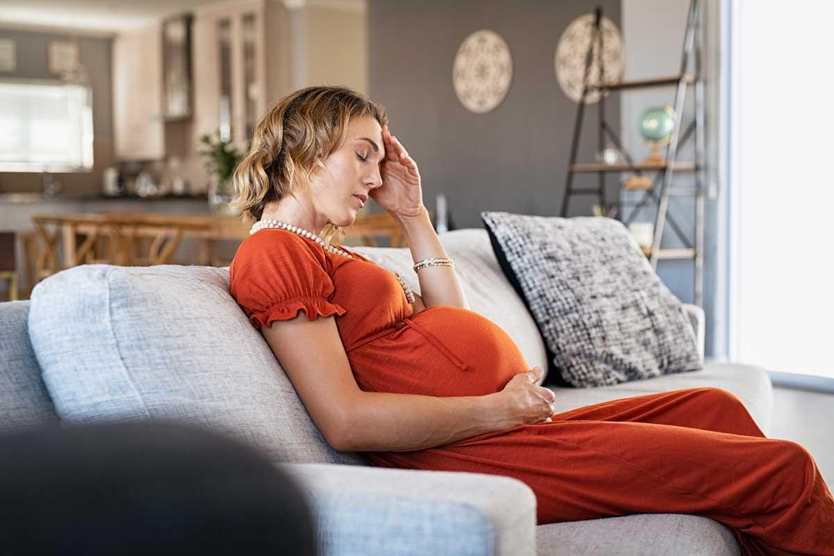 Magnesiummangel in der Schwangerschaft