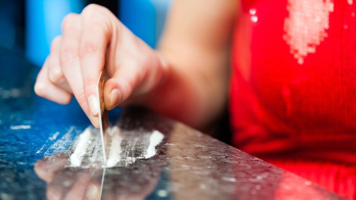 Impfung gegen Kokainsucht