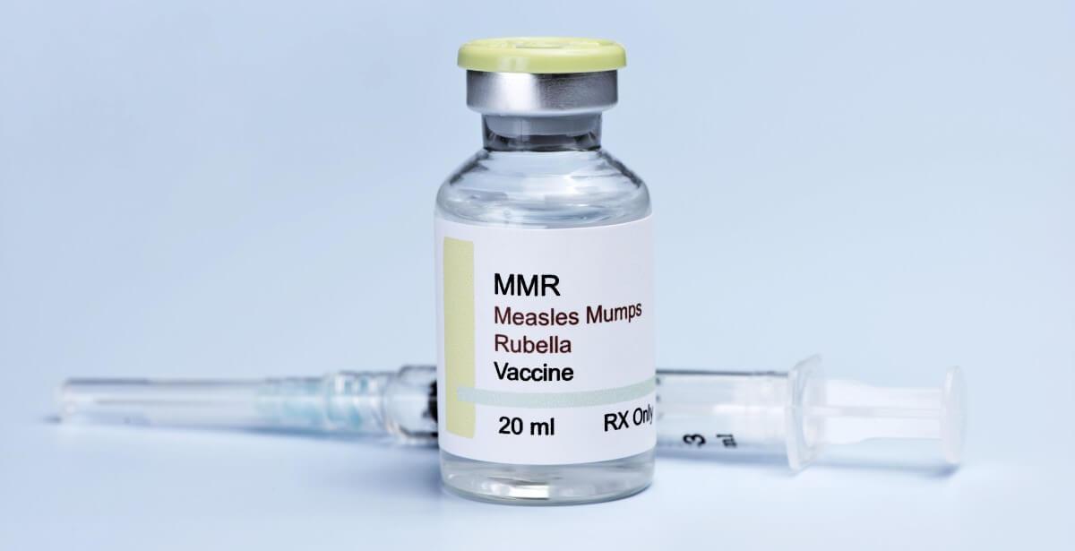 MMR Impfung gegen Masern, Mumps und Röteln